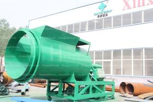plastic pyrolysis plant manufacturers