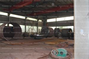 plastic pyrolysis reactor