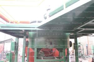 plastic waste disposal machinery