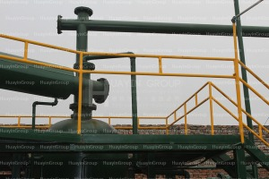 pyrolysis plant for crude oil