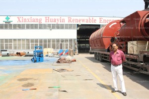 tyre oil plant india