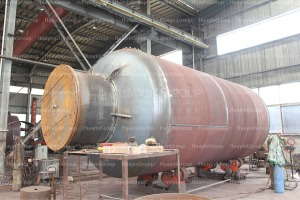 tyre pyrolysis oil manufacturers