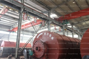 used pyrolysis plant for sale in india