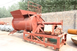 waste tire recycling machinery equipment