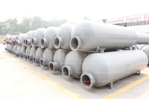 waste tyre refining equipment