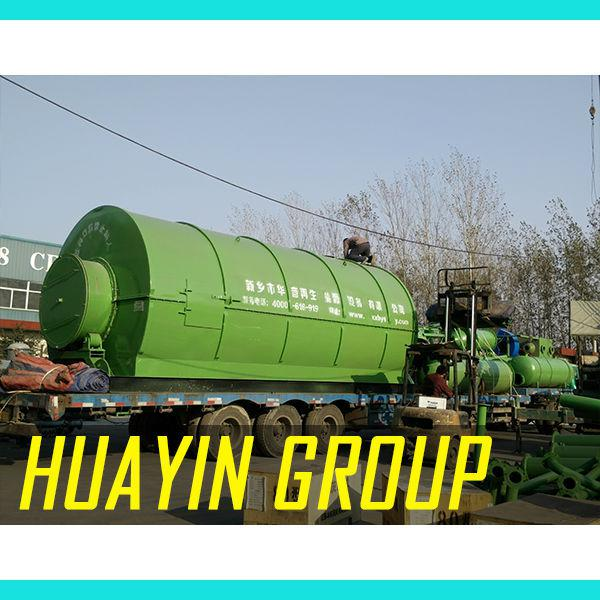The Disadvantages of Huayin Pyrolysis Machine